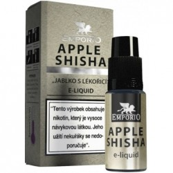 Liquid EMPORIO Apple Shisha 10ml - 15mg