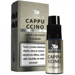 Liquid EMPORIO Cappuccino 10ml - 15mg