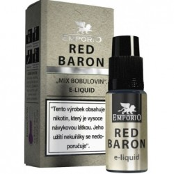 Liquid EMPORIO Red Baron 10ml - 15mg