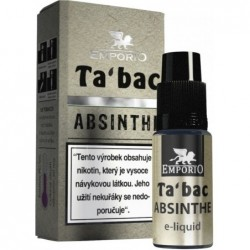 Liquid EMPORIO Absinthe 10ml - 15mg