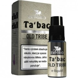 Liquid EMPORIO Old Tribe 10ml - 15mg