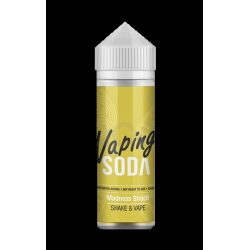 Příchuť Vaping Soda MADNESS SHOCK Shake and Vape 10 ml