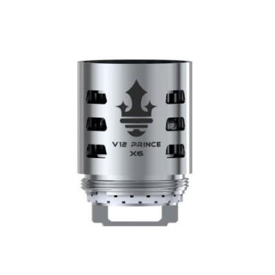 Smoktech TFV12 Prince V12 Prince - X6 žhavící hlava 0,15 ohm
