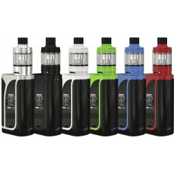 Eleaf iKuun i200 grip 4600 mAh Full Kit s Melo 4 D25 Silver