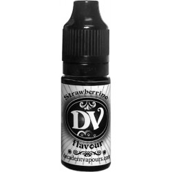 Příchuť Decadent Vapours Strawberrino 10ml (Jahodový koktejl)