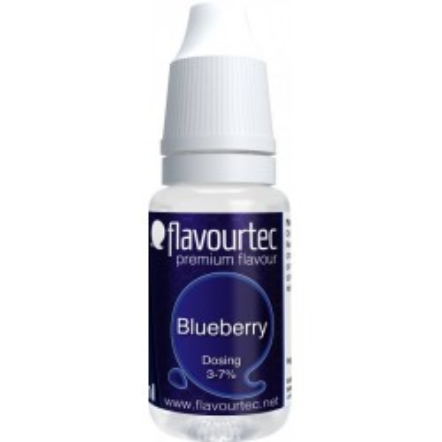 Příchuť Flavourtec Blueberry 10 ml (Borůvka)
