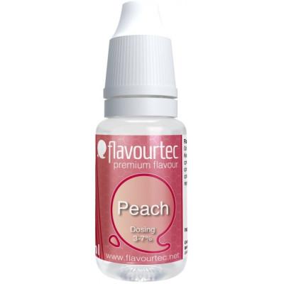 Příchuť Flavourtec Peach 10 ml (Broskev)