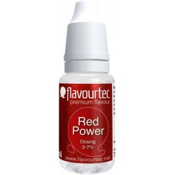Příchuť Flavourtec Red Power 10 ml (Energy drink)