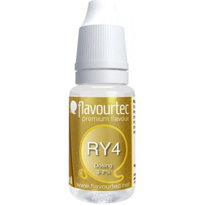 Příchuť Flavourtec Ry4 10 ml (Tabák, karamel a vanilka)