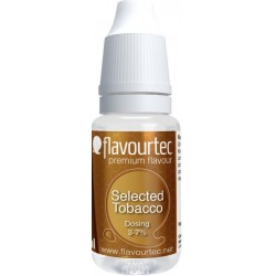 Příchuť Flavourtec Selected Tobacco 10 ml (Tabák)