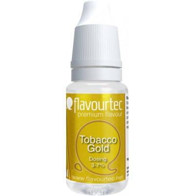 Příchuť Flavourtec Tobacco Gold 10 ml (Zlatý tabák)