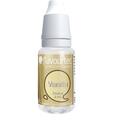 Příchuť Flavourtec Vanilia 10 ml (Vanilka)