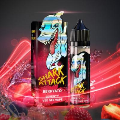 Příchuť IMPERIA Shark Attack - Shake and Vape 10 ml Berryato