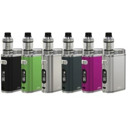 Eleaf iStick Pico 21700 Full Kit 4000 mAh Brushed Silver