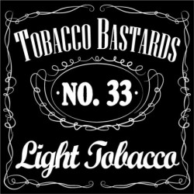 Příchuť Flavormonks 10 ml Tobacco Bastards No.37 Light Tobacco