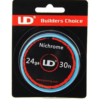 UD Ni80 odporový drát 24GA (0,5 mm) - 10m