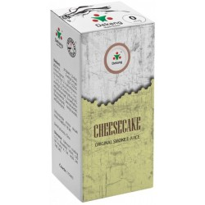 Liquid Dekang Cheesecake 10 ml - 00 mg (Tvarohový koláč)