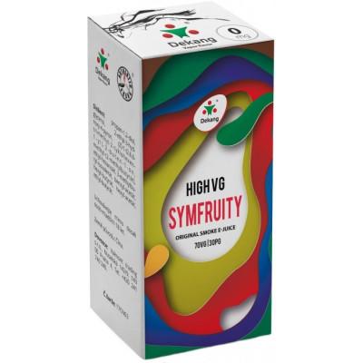 Liquid Dekang High VG Symfruity 10 ml - 00 mg