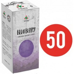 Liquid Dekang Fifty Blueberry 10 ml - 00 mg