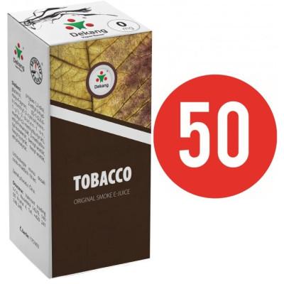 Liquid Dekang Fifty Tobacco 10 ml - 00 mg (Tabák)