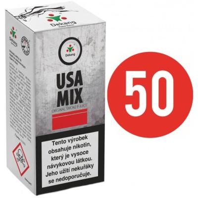 Liquid Dekang Fifty USA Mix 10 ml - 06 mg