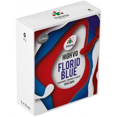 Liquid Dekang High VG 3Pack Florid Blue 3x10 ml - 00 mg