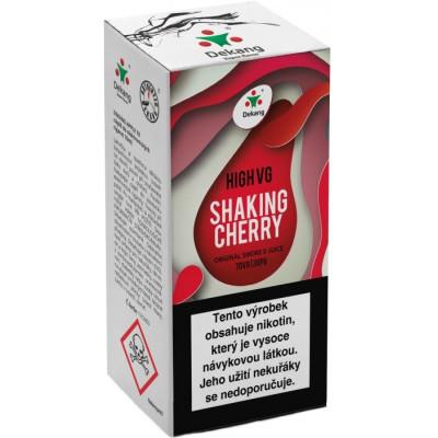Liquid Dekang High VG Shaking Cherry 10 ml - 1,5 mg