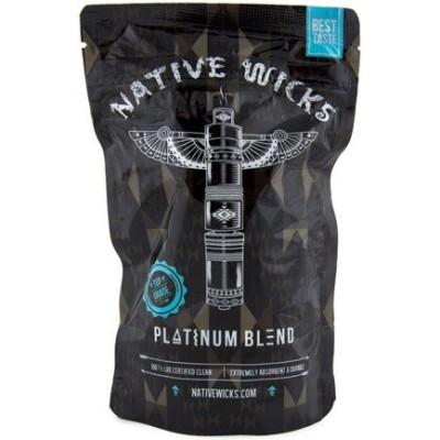 Native Wicks Platinum Blend - organická bavlna