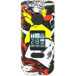 Hugo Vapor Rader Mage 218W Grip Easy Kit Graffiti