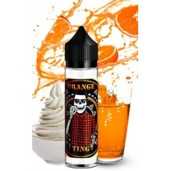 Příchuť Ti Juice DAT TING Orange Ting 11 ml
