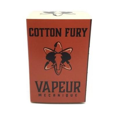 Vapeur Mecanique Cotton Fury - organická bavlna