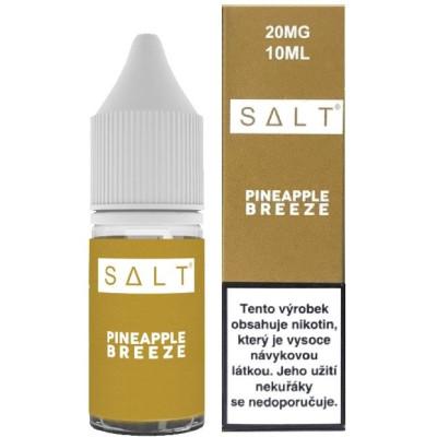 Liquid Juice Sauz SALT CZ Pineapple Breeze 10 ml - 20 mg