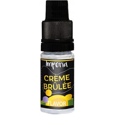 Příchuť IMPERIA Black Label 10 ml Creme Brulee (Lahodný dezert)