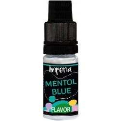 Příchuť IMPERIA Black Label 10 ml Menthol Blue (Menthol)