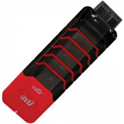 Eleaf iWu elektronická cigareta 700 mAh Black-Red