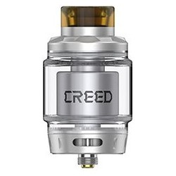 GeekVape Creed RTA clearomizer Silver