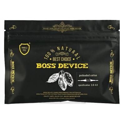 Shield Cig Boss Device - organická bavlna
