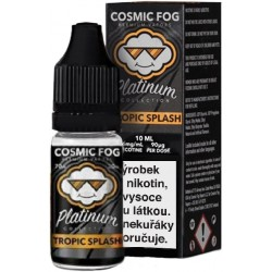 Liquid COSMIC FOG - Platinum Tropic Splash 10 ml - 03 mg
