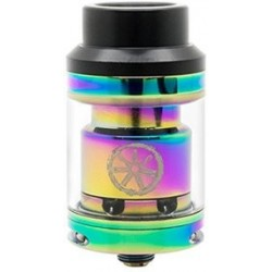 Asmodus Voluna RTA clearomizer Rainbow
