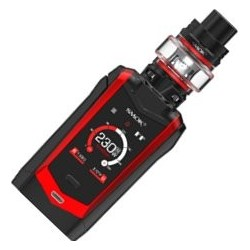 Smoktech Species TC230W Grip s TFV8 Baby V2 Black-Red Full Kit
