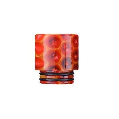 Snake Pattern Resin 810 náustek pro clearomizer Typ H