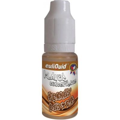Příchuť EULIQUID Peanut Butter 10 ml (Arašídové máslo)