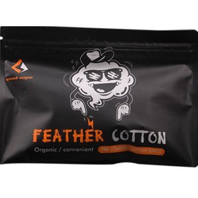 Geekvape Feather Cotton - organická vata