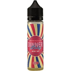Příchuť Dinner Lady Shake and Vape 20 ml Berry Tart