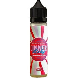 Příchuť Dinner Lady Shake and Vape 20 ml Strawberry Custard