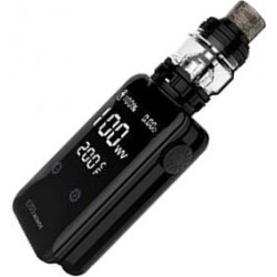 Eleaf iStick NOWOS grip 4400 mAh s Ello Duro Black Full Kit