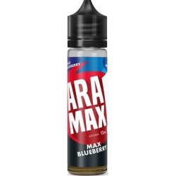 Příchuť Aramax Shake and Vape 12 ml Blueberry