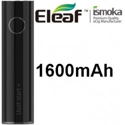 iSmoka-Eleaf iJust Start Plus baterie 1600 mAh Black