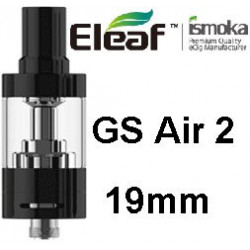 Eleaf GS AIR 2 19 mm clearomizer Black 2,5 ml