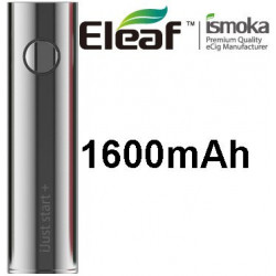 iSmoka-Eleaf iJust Start Plus baterie 1600 mAh Silver